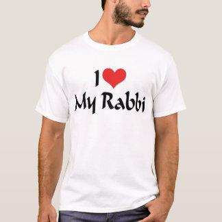 I Love My Rabbi T-Shirt