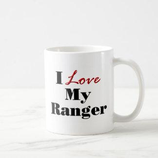 I Love My Ranger Coffee Mug