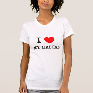 I Love My Rascal T-Shirt