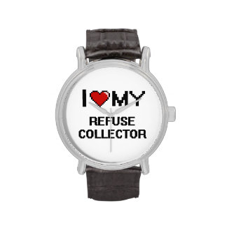 I love my Refuse Collector Watch