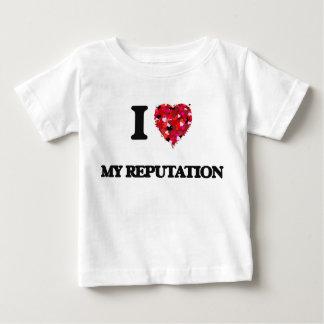 I Love My Reputation Tshirt