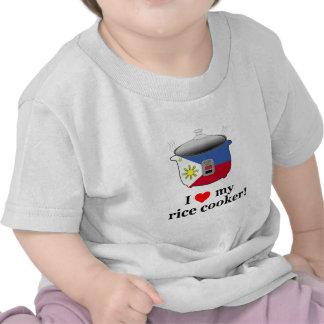I love my rice cooker shirt