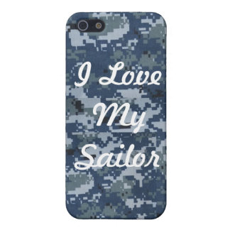 I Love My Sailor IPhone 4 Case