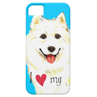 I Love my Samoyed Case For The iPhone 5