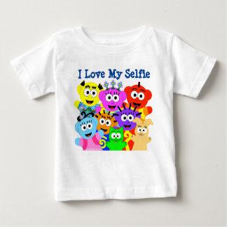 I Love My Selfie- PeekABooCrew.com Baby T-Shirt