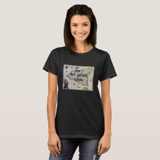 I Love My Sicilian Ancestors | Custom T-Shirt