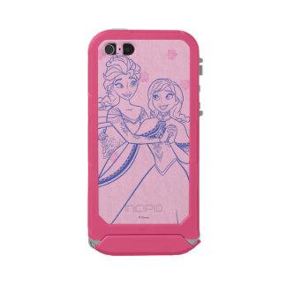I Love My Sister Incipio ATLAS ID™ iPhone 5 Case