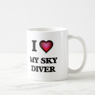 I love My Sky Diver Coffee Mug