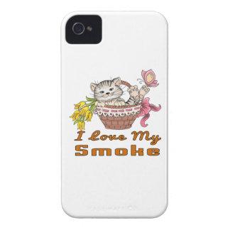 I Love My Smoke Case-Mate iPhone 4 Case