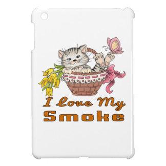 I Love My Smoke iPad Mini Case