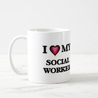 I love my Social Worker Coffee Mug