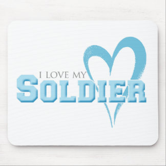 I love my Soldier Mouse Pads