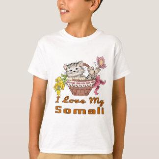 I Love My Somali T-Shirt