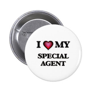 I love my Special Agent 2 Inch Round Button