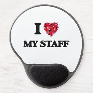 I love My Staff Gel Mouse Pad