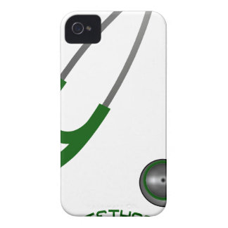 I Love My Stethoscope - Green Case-Mate iPhone 4 Cases