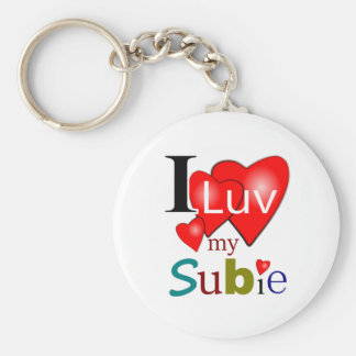 I love my Subie Keychain