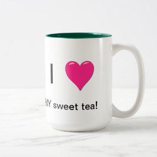 I love my sweet tea Mug