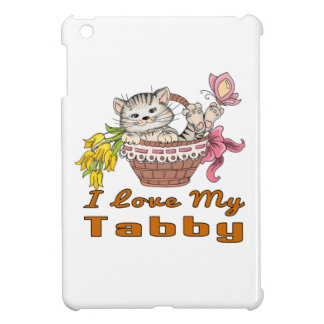 I Love My Tabby Case For The iPad Mini