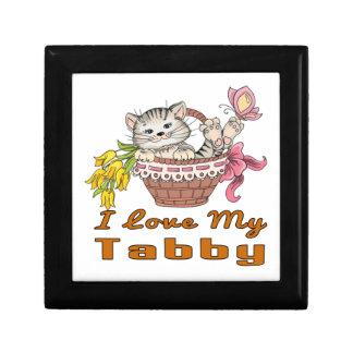 I Love My Tabby Gift Box