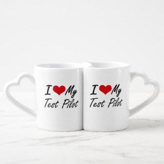 I love my Test Pilot Lovers Mug Sets