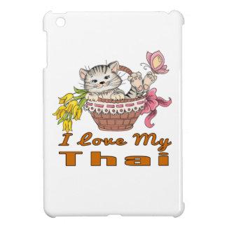I Love My Thai iPad Mini Cover