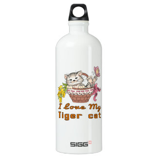 I Love My Tiger cat