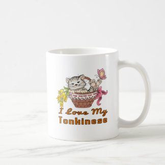 I Love My Tonkinese Coffee Mug