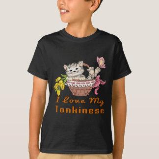 I Love My Tonkinese T-Shirt