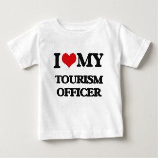 I love my Tourism Officer T-shirt