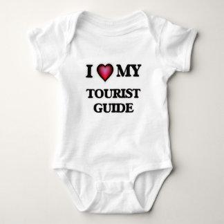 I love my Tourist Guide Baby Bodysuit