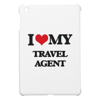 I love my Travel Agent iPad Mini Covers