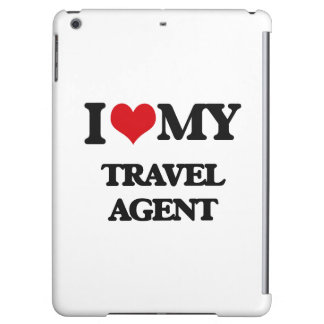 I love my Travel Agent iPad Air Cases