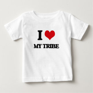 I love My Tribe Baby T-Shirt