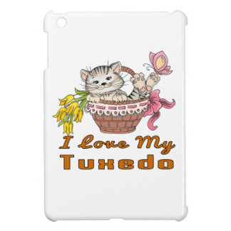 I Love My Tuxedo iPad Mini Case
