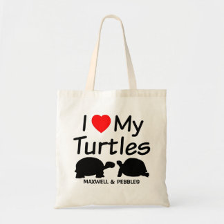 I Love My TWO Turtles