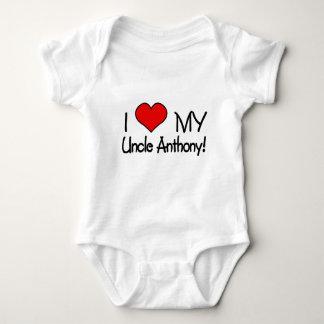I Love My Uncle Anthony! Baby Bodysuit