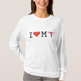 I love my uterus T-Shirt