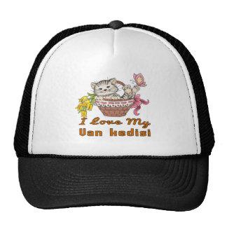 I Love My Van kedisi Trucker Hat
