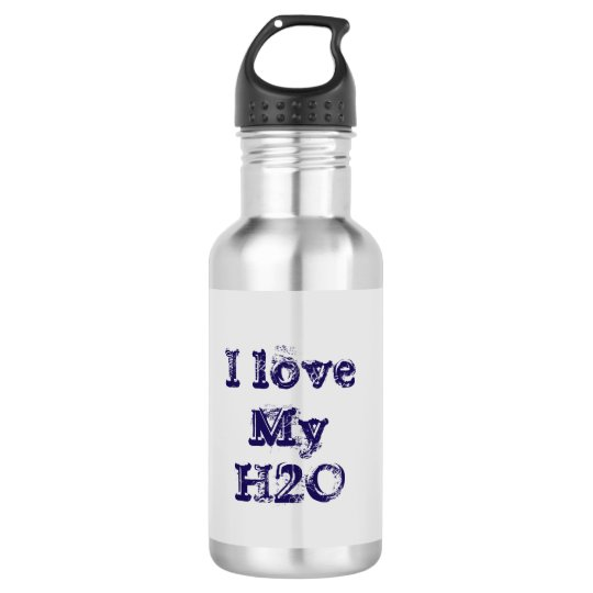 I love my water!
