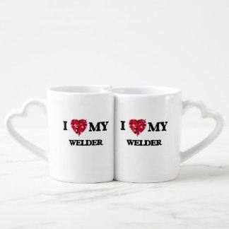 I love my Welder Lovers Mug Set
