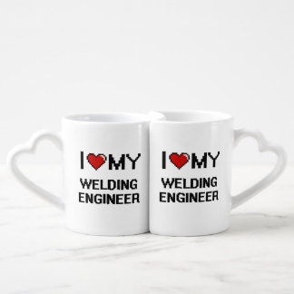 I love my Welding Engineer Lovers Mug