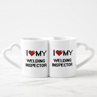I love my Welding Inspector Lovers Mug Sets