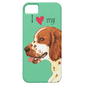 I Love my Welsh Springer Spaniel iPhone 5 Cases