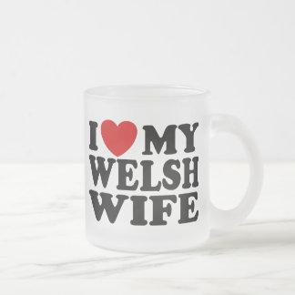 I Love My Welsh Wife Mug