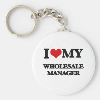 I love my Wholesale Manager Keychains