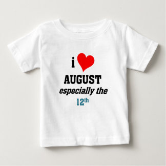 I love my wife of 12 years t-shirt
