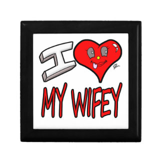 I Love My Wifey Gift Box