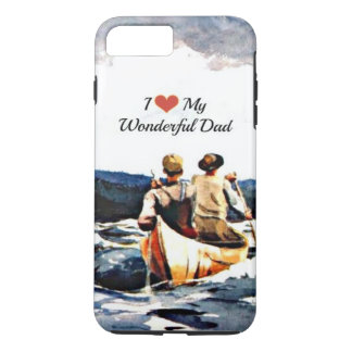 I Love My Wonderful Dad iPhone 8 Plus/7 Plus Case
