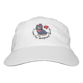 I-Love-My-Yorkshire-Terrier Hat
